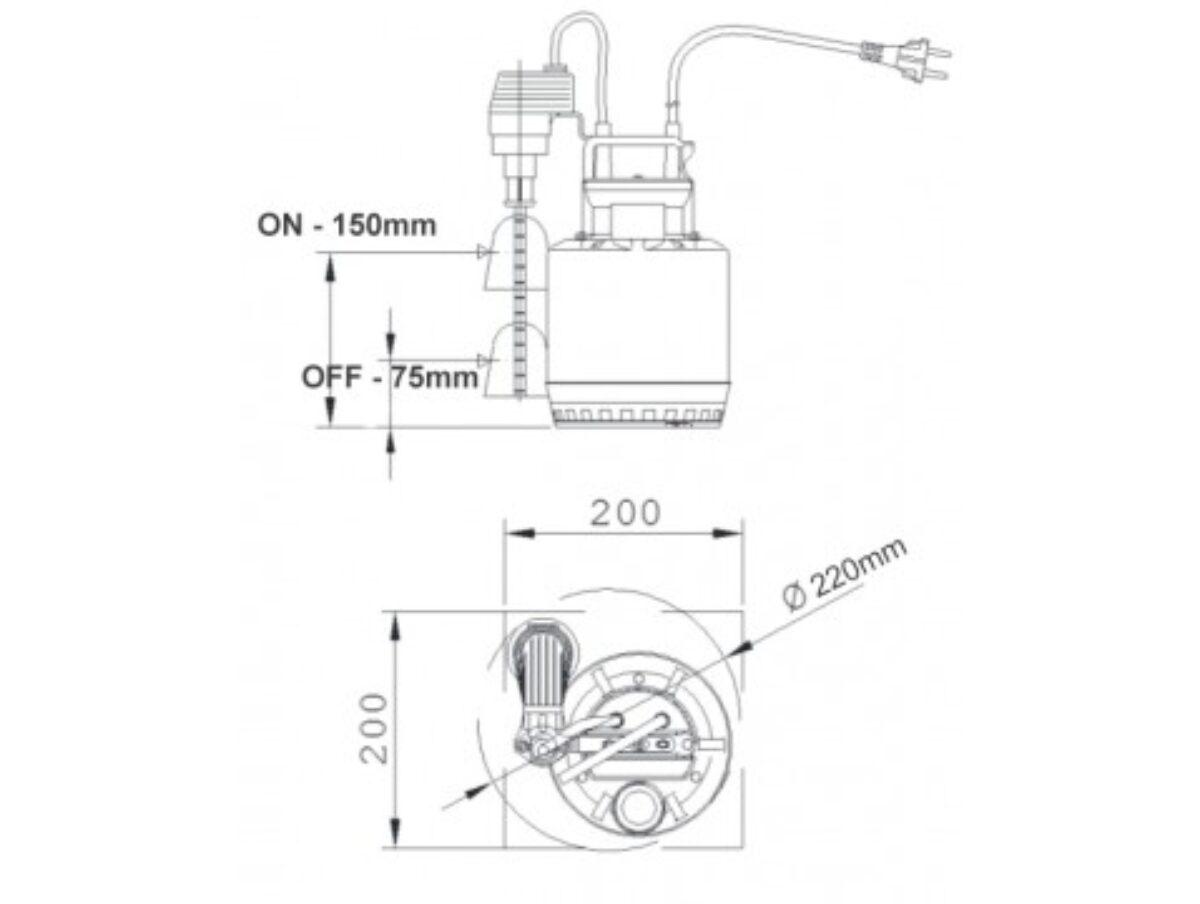 Kelair Pumps Australia | DOC GW Series Submersible Pumps